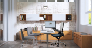 lighting in your workspace