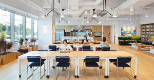 Build new relationships at co-working enviornments
