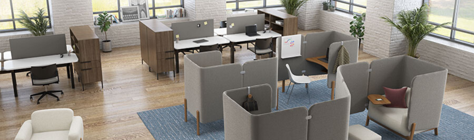 Office Furniture Material Cleaning Guide