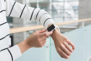 Wearable tech in the Workplace