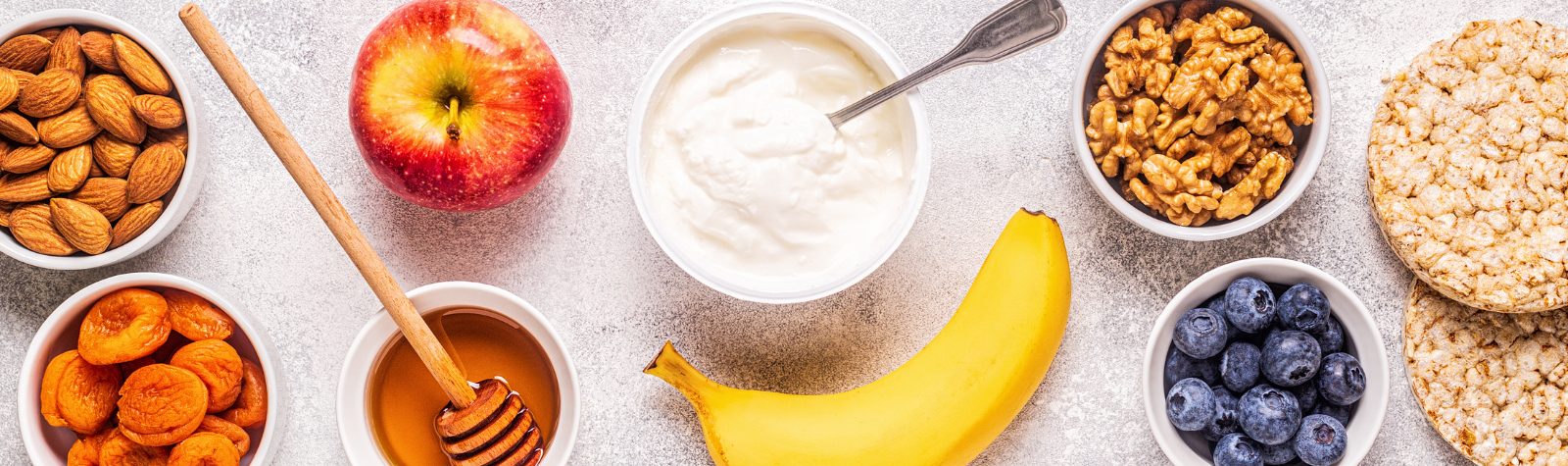 Snacks To Rev Productivity Throughout Your Day