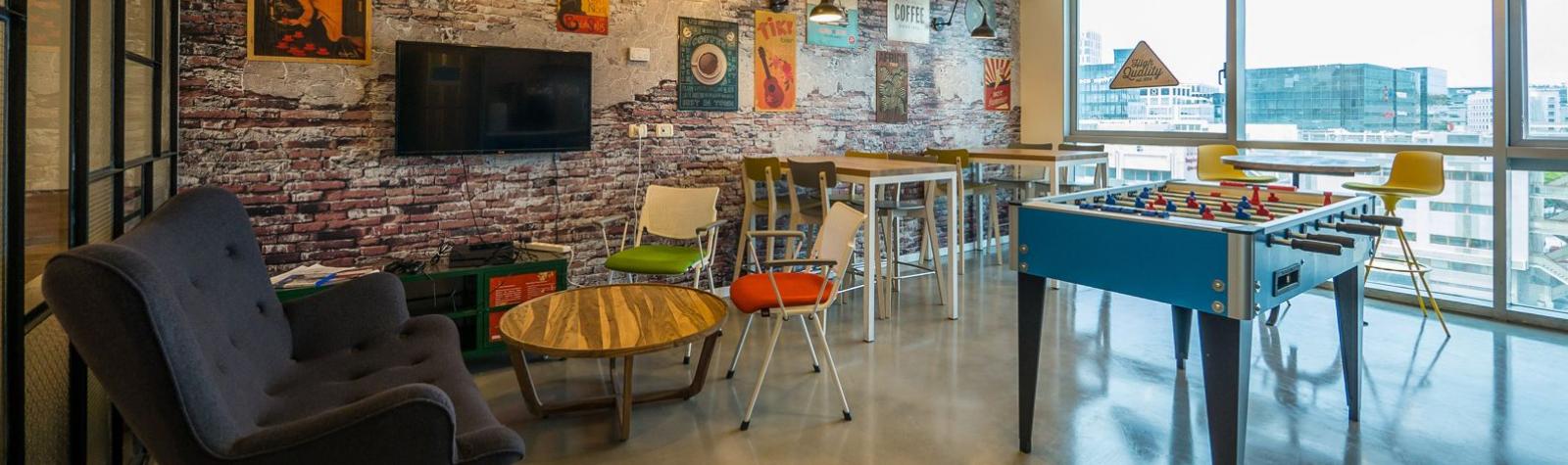 4 Ways to Upgrade and Create the VIP Break Room