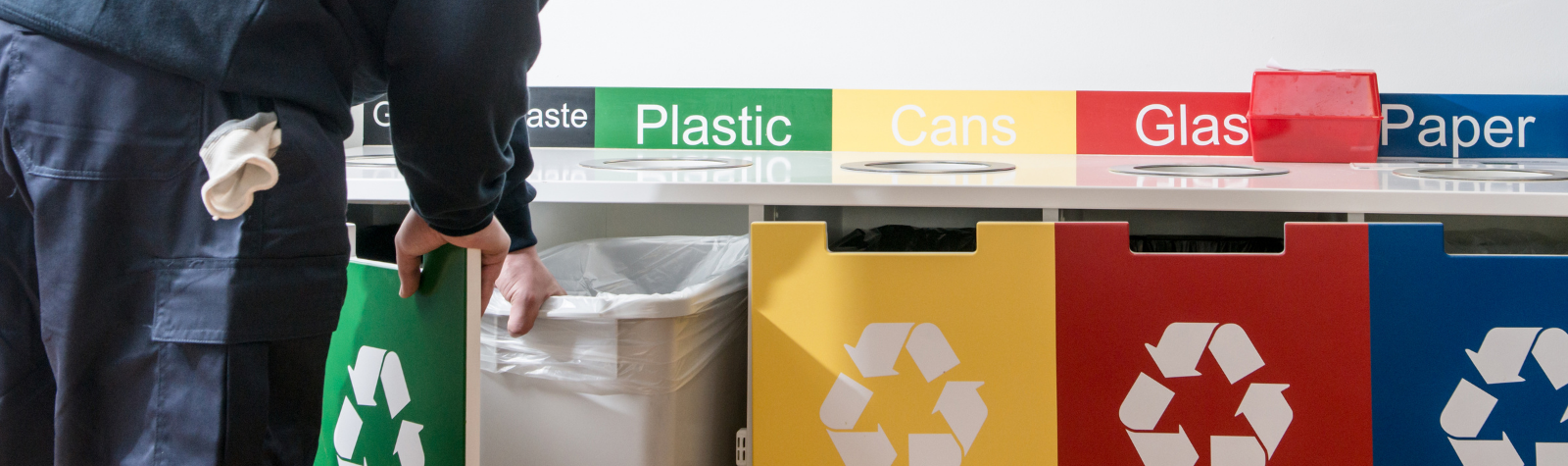 Easy Ways to Recycle Around the Office